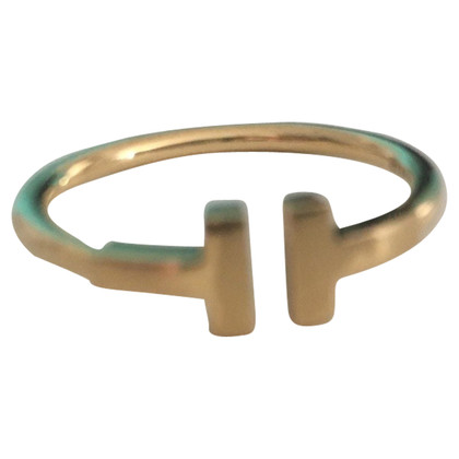 "Tiffany & Co. ""T Wire Ring"""