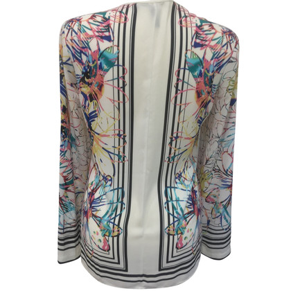 BCBG Max Azria Blouse with floral pattern
