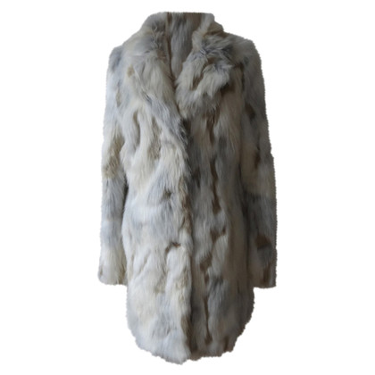 Patrizia Pepe Coat made of fake fur