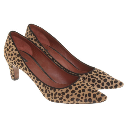 Marc Jacobs pumps with Animalprint