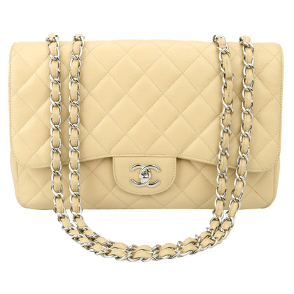 "Chanel ""Jumbo Single Flap Bag"""