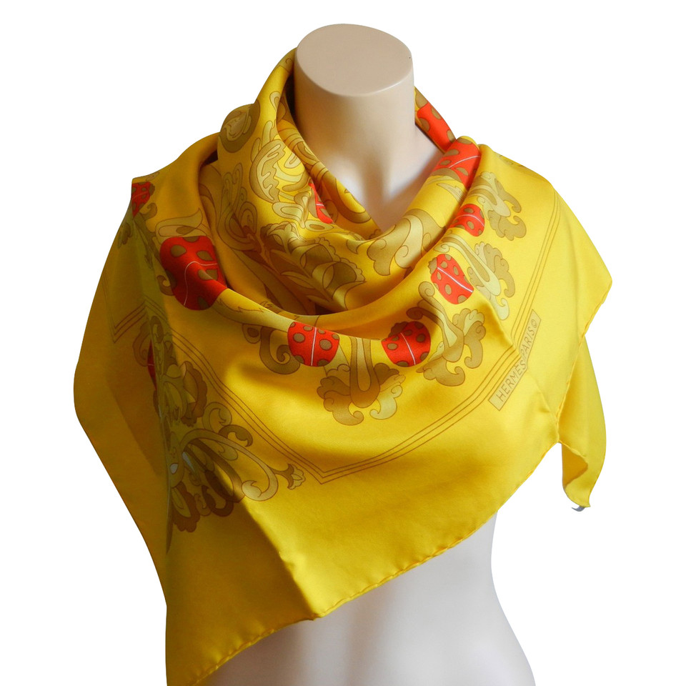 herm 232 s silk scarf buy second herm 232 s silk scarf for