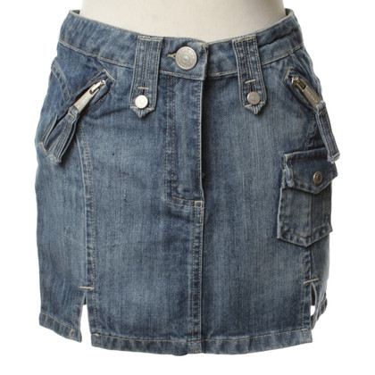 Dsquared2 Minigonna in denim