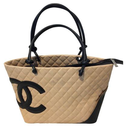 """Chanel """"Ligne Cambon Tote"""""""