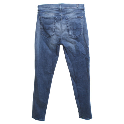 7 For All Mankind Jeans in used look