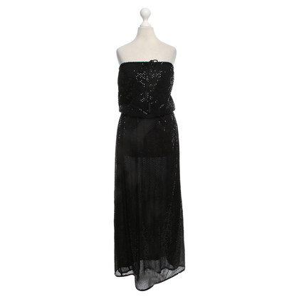 Armani Jeans Halter dress with sequins