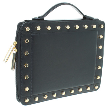 Zac Posen I-pad-case in nero