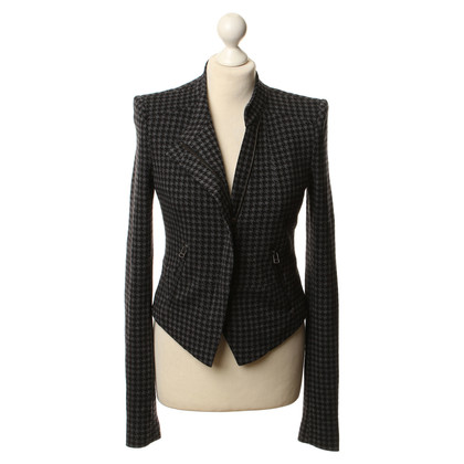 Pinko Jacket with Houndstooth pattern