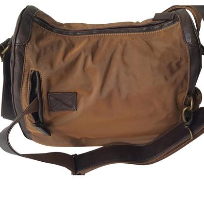 Belstaff Handtasche aus Materialmix