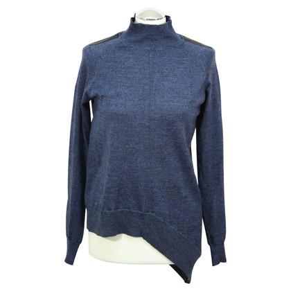 Karen Millen Sweater in donkerblauw