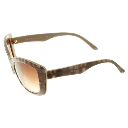 Prada Sunglasses in retro style