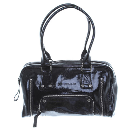 Longchamp Borsa con elasticizzato con zip