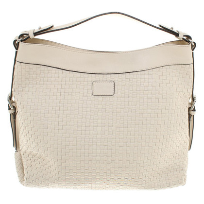 Max Mara Handbag in braided leather