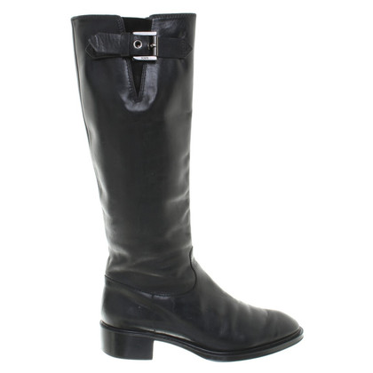 Tod's Boots in zwart