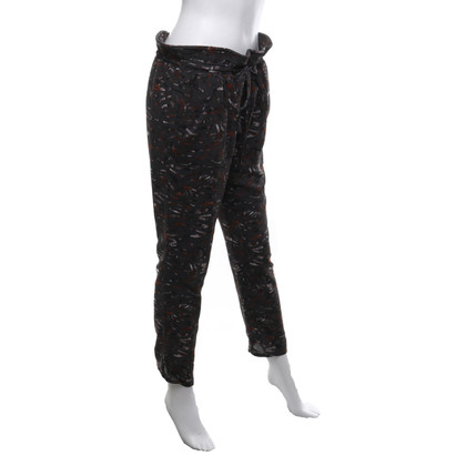 Iro Pantaloni in crepe stampati, Masha, taglia 36