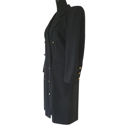 Escada Coat Double Breasted Longblazer Gr. 40