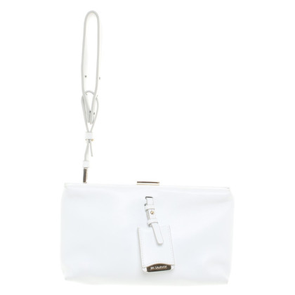 Jil Sander Handbag in White