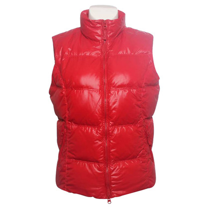 Napapijri Red down body jacket