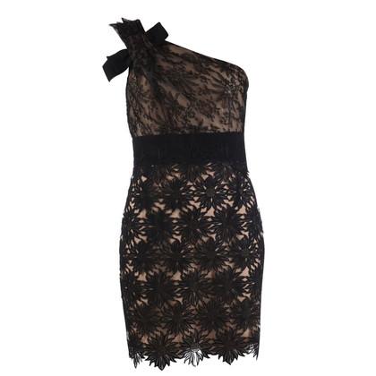 Valentino One Shoulder Kleid