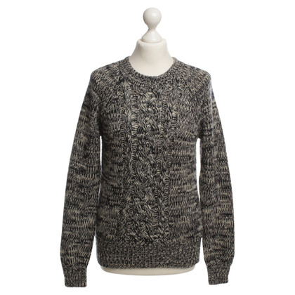Isabel Marant Etoile Wool Sweater in blue/grey