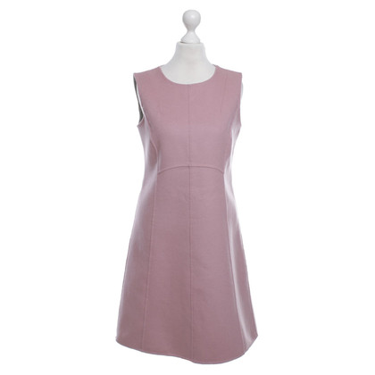 Max Mara Wollkleid in Rosa