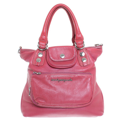 Marc by Marc Jacobs Handtas in roze