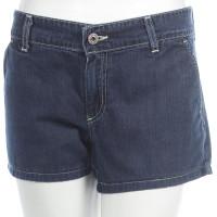Adriano Goldschmied Shorts in Blau