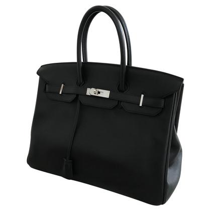"""Hermès """"Birkin Bag 35 Swift Leather PHW"""""""