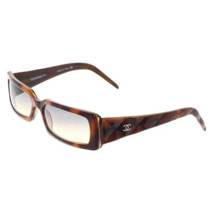 Chanel Occhiali da sole tartarugati