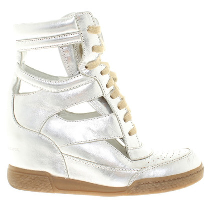 Marc Jacobs Sneaker in Silver