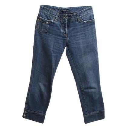 Dolce & Gabbana 3/4 Jeans in Blue