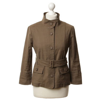 Max Mara Jacket in khaki