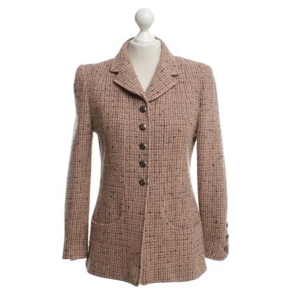 Chanel Blazer with weave pattern