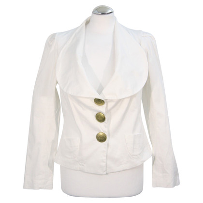 Vivienne Westwood Jacket in white