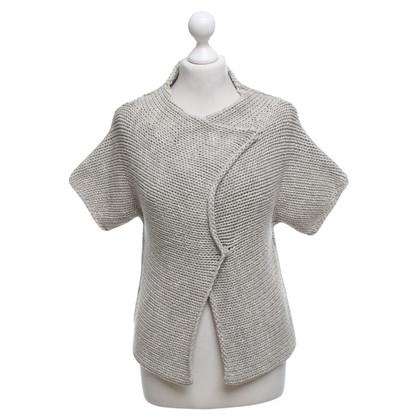 Brunello Cucinelli Vest in natuurlijke / Beige