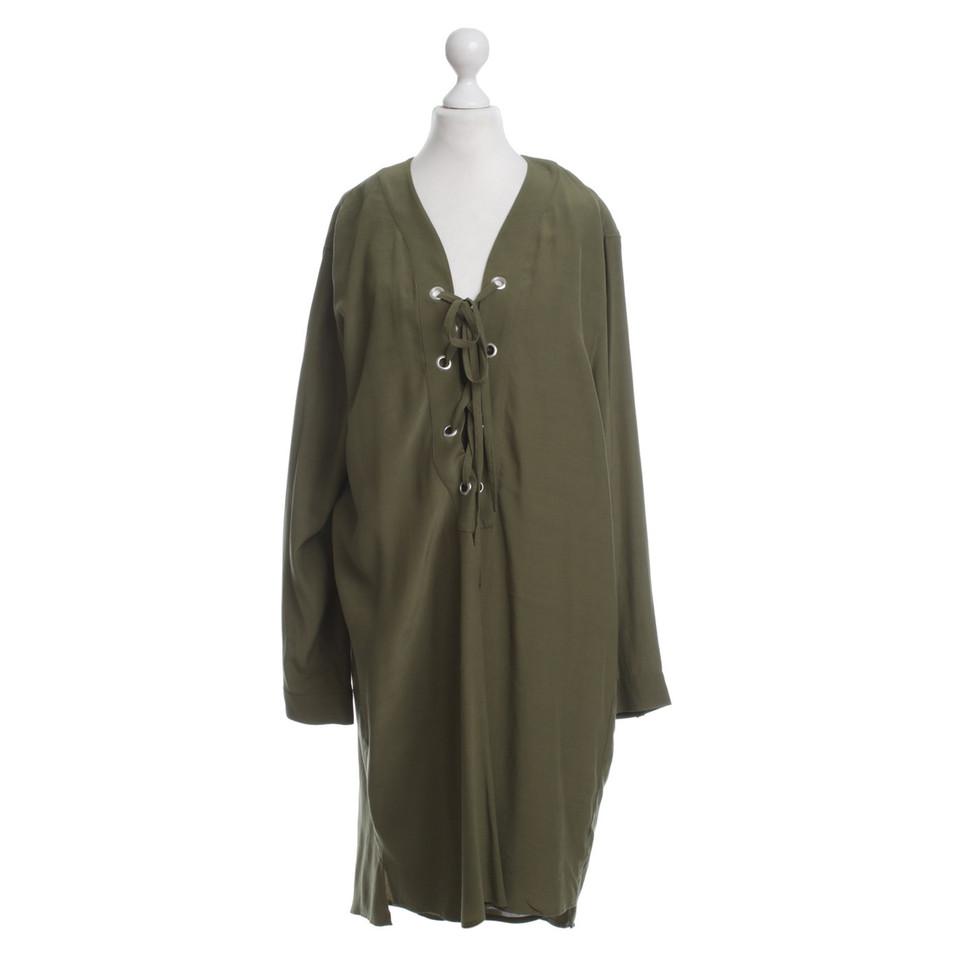 Set Tunika-Kleid mit Schnürelement