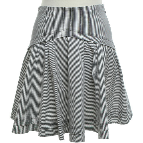 e39be456438fa0 Ted Baker skirt with stripes - Second Hand Ted Baker skirt with ...