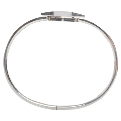 Hermès Bracelet in silver color