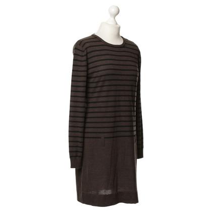 McQ Alexander McQueen Abito in lana maglia fine