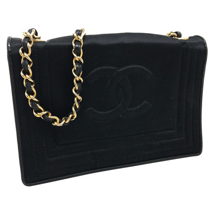 Chanel Clutch aus Seide