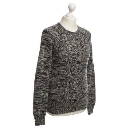 Isabel Marant Etoile Wollen trui in blauw/grijs