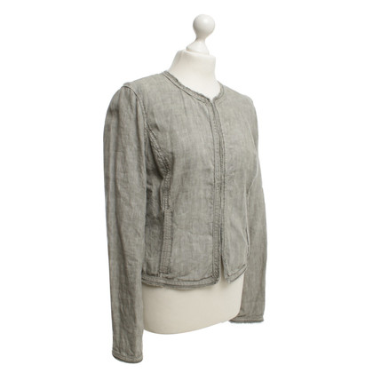 Closed Blazer made of linen
