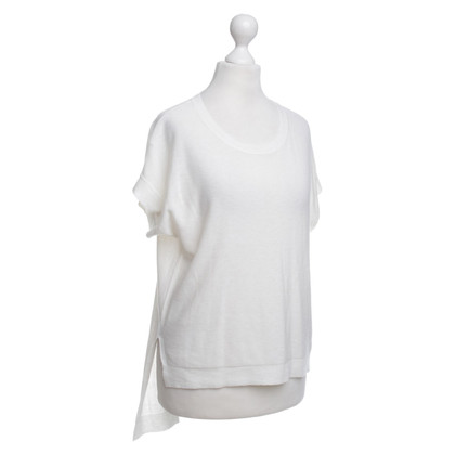 BCBG Max Azria Top in crema