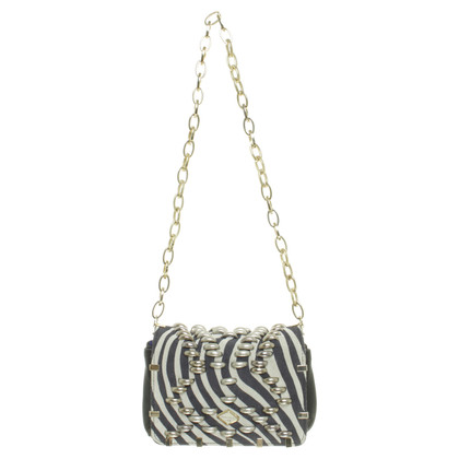 Jimmy Choo for H&M Tasche mit Animal-Print