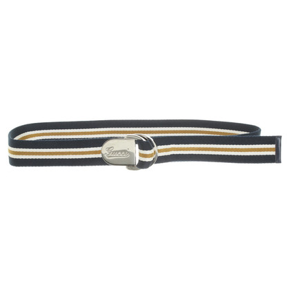 Gucci Belt with stripes