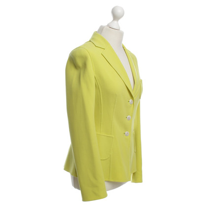 Thomas Rath Blazer in neon green