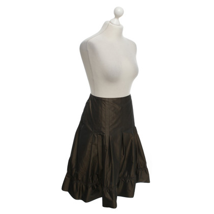 St. Emile skirt in brown