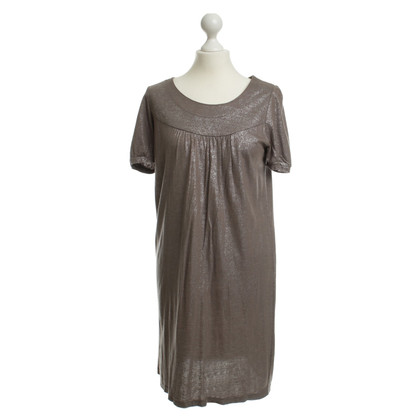 Andere Marke Gerard Darel - Kleid in Metallic-Optik