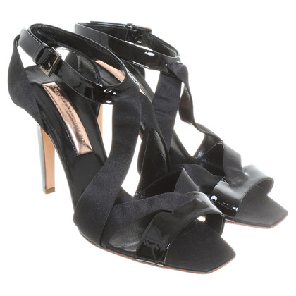 Rupert Sanderson Sandals in black