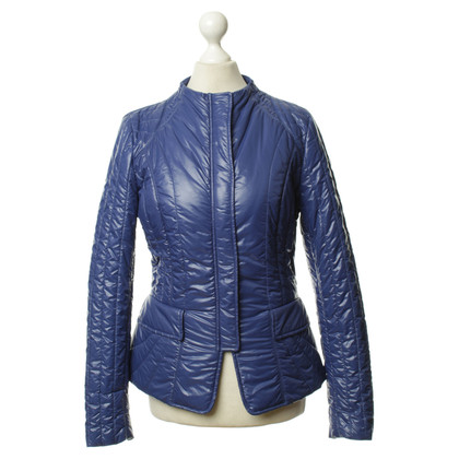 Jet Set Steppjacke in Blau